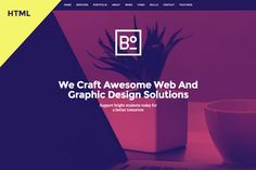 Boxus - One Page HTML Template  @creativework247
