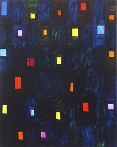 Mary Heilmann Neo Noir 1998.
