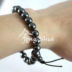 Hematit (Regenerácia) Healing Crystals, Feng Shui, Bracelets, Jewelry, Jewlery, Jewerly, Healing Stones, Schmuck, Jewels