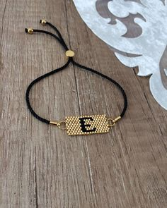 "Instagram'da Gülden Köylü: ""Initial Bracelet, Personalized Jewelry, Gold Letter Bracelet, Custom Alphabet Bracelet, Best Friend Gift, Birthday Gift Her, Adjustable…"""