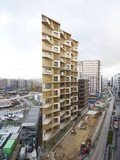 allure - xxl origami [fresh architectures & itar architecture]