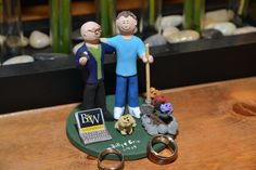 custom made gay wedding cake toppers