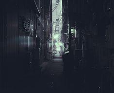Back alley ofJapan:日本の露地