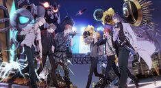 jiro x saburo All Anime, Anime Guys, Anime Art, Otaku, Cute Games, Memes, Rap Battle, Cosplay, Division