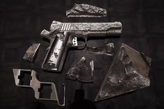 Meteorite Pistols by Cabot Guns