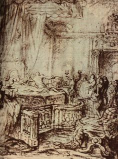 """Giving Birth in Public. At Versailles, not only the Queen, but princesses of the royal blood were required to give birth in public. Why? To prevent any substitution of the infant in case he was destined to reign. I say """"he"""" by design, because France's unwritten constitution prevented women to step unto the throne in their own right, though they could, and often did govern the Kingdom as Regents."""