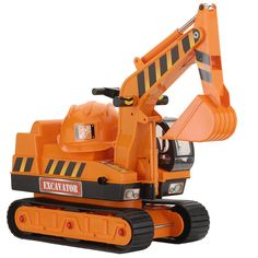 """The Home Depot - Ride-On Excavator - Toys R Us - Toys """"R"""" Us"""