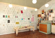 Papelote, stationery store in Prague: I need to find this place
