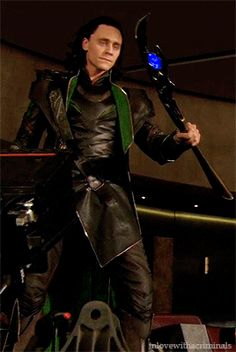 Loki GIF staring at his scepter. Loki Avengers, Marvel Avengers, Thor, Marvel Comics, Thomas William Hiddleston, Tom Hiddleston Loki, Best Marvel Characters, Loki Son, Weird Creatures