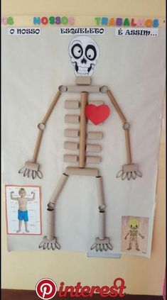 Trendy science crafts for preschoolers human body ideas - - Trendy science crafts for preschoolers human body ideas Science! Trendy science crafts for preschoolers human body ideas Kid Science, Science Crafts, Preschool Science, Science Experiments Kids, Science Activities, Science Projects, School Projects, Toddler Activities, Preschool Activities