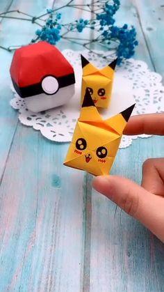 Paper Crafts Origami, Paper Crafts For Kids, Diy Paper, Diy For Kids, Paper Oragami, Diy Crafts Hacks, Diy Crafts For Gifts, Creative Crafts, Fun Crafts