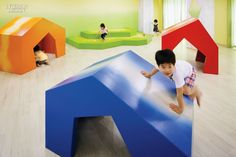4 Imaginative Environments for Children to Play and Learn