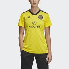 882823b12 Columbus Crew SC Home Jersey. Columbus CrewYellow AdidasAdidas WomenPolo  ShirtPolo ...
