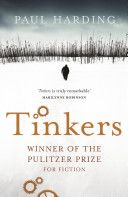 Tinkers by Paul Harding. Pulitzer Prize winner 2010. Check it out here: PS3608.A72535 T56 2009