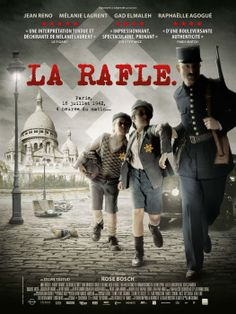 The Round Up (French: La Rafle) is a 2010 French film directed by Roselyne Bosch and produced by Alain Goldman. The film stars Mélanie Laurent, Jean Reno, Sylvie Testud and Gad Elmaleh. Based on the true story of a young Jewish boy, the film depicts the Vel' d'Hiv Roundup (Rafle du Vel' d'Hiv), the mass arrest of Jews by French police who were Nazi accomplices in Paris in July 1942.