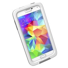 LifeProof fre Case for Samsung Galaxy S5 White