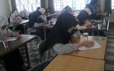 Perpustakaan Bunga Bangsa ƸӜƷ: Psikotest & TOEFL test Siswa Baru SMA Islam Bunga ...
