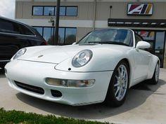 Porsche: 911 Carrera 2dr Convertible 1997 porsche 911 cabriolet 121 pics incl underneath 20 000 in recent services