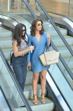 Appealing Denim Costume Fashion for Crazy Girls – Designers Outfits Collection Long Shirt Outfits, Jean Dress Outfits, Summer Dress Outfits, Fall Fashion Outfits, Jeans Dress, Denim Fashion, Stylish Outfits, Spring Outfits, Casual Dresses