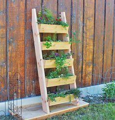 Mobili da giardino fai da te - Idee per il giardino