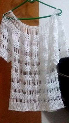 Fabulous Crochet a Little Black Crochet Dress Ideas. Georgeous Crochet a Little Black Crochet Dress Ideas. Filet Crochet, T-shirt Au Crochet, Blog Crochet, Cardigan Au Crochet, Crochet Capas, Mode Crochet, Black Crochet Dress, Crochet Shirt, Crochet Woman