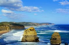 Lauren Alexander's photo of Australia's 12 Apostles.