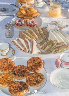High Tea Decorations, Party Decoration, Tea Snacks, Party Snacks, High Tea Sandwiches, Vegan Teas, High Tea Food, Brunch Buffet, Afternoon Tea Parties