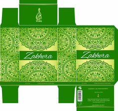 Oriental arabic perfumes box Designs...
