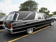 1969 Cadillac Superior Hearse