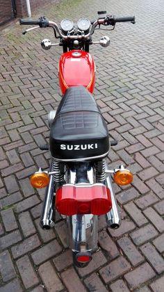 Suzuki GT 185 1977