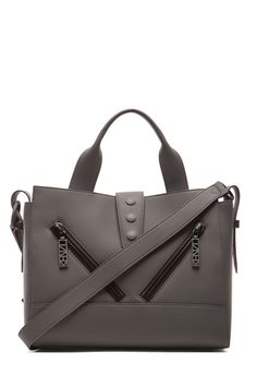 2c61f5e8bf99 Shop for Kenzo Medium Kalifornia Bag in Anthracite at FWRD.