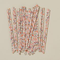 Garden Party Straws in New SHOP House+Home at Terrain
