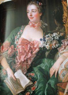 Mode contemporaine et XVIIIème siècle   De Mode en Art www.blogmodeart.com francois boucher - Buscar con Google