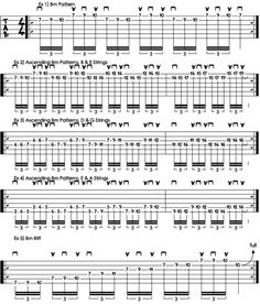Secrets of Shred: Eddie Van Halen-Style Speed-Picking Technique - Guitar World Guitar Strumming, Guitar Riffs, Guitar Chords, Acoustic Guitar, Music Theory Guitar, Guitar Sheet Music, Guitar Classes, Guitar Lessons, Guitar Scales Charts