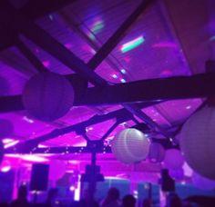 Party night - wedding night