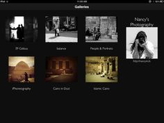 Portfolio Pro for iPad: The perfect way to store and display your photo and video portfolios on the go