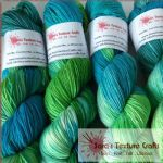 100g Variegated Colour Yarn - CALYPSO