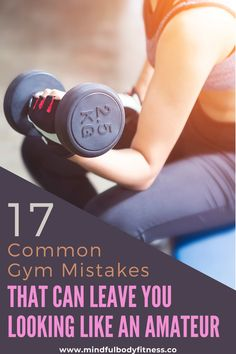 Have You Made Any Of These 17 Top Gym Mistakes? In this article, we'll be analyzing 17 of the biggest gym mistakes to avoid. Studies show that regular workouts are probably the best thing you could do for your health and wellbeing, but often when we manage to drag ourselves to the gym, we make mistakes that can hold us back and make us look like amateurs- or worse, cause injury and stop us getting to the gym altogether. #gym #gymmistakes #workout #workoumistakes #fitness #fitnessmistakes…