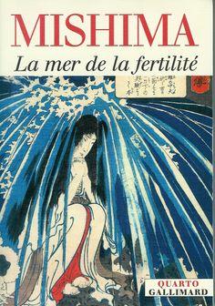 La Mer de la fertilité, testament littéraire de Mishima, réunit quatre romans qui couvrent l'histoire du Japon de 1912 à 1970, sur quatre générations : Neige de printemps ; Chevaux échappés ; Le temple de l'aube ; L'ange en décomposition.  Pour découvrir son extraordinaire court-métrage Yûkoku, cliquez ici : http://lesmanufactures.fr/film/274