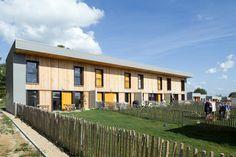 51 habitations individuelles groupées - Landouge - Limoges - Haute Vienne