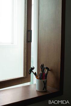 [마포강변힐스테이트] 미니멀라이프를 실천하는 싱글하우스 24평인테리어 by 바오미다 : 네이버 블로그 Master Room, Interior, House, Home, Design Interiors, Haus, Interiors, Houses, Homes