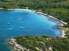La plage d'Argent sur l'île de Porquerolles (Var) - Les 20 plus belles plages de France - reportage photos - Voyages Orange