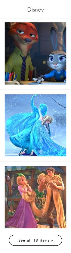 """""""Disney"""" by one-drop-of-galaxy ❤ liked on Polyvore featuring zootopia, disney, frozen, icons, pictures, blue pictures, backgrounds, disney icons, tangled and icon"""