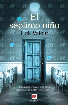 El séptimo niño, la novela de suspense más original y ambiciosa de la literatura danesa de los últimos tiempos. Premio Glass Key 2012.