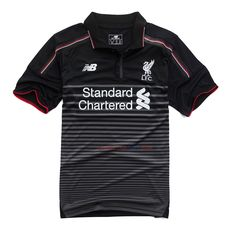 Camiseta Liverpool 2015 2016 tercera