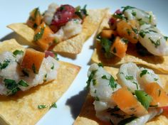 We went to Farms Market to buy fresh Halibutfrom H&H Fresh Fish Co specializes in the finest of local & sustainable gourmet seafood.Perfect2blend version:All organic ingredients. Ceviche...