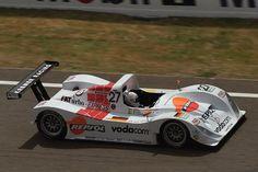 1999 Tomás Saldaña, Grant Orbell (ZA) y Didier de Radigues (BE) con Lola B98/10-Ford no terminó la carrera