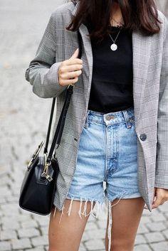 Tendência - Xadrez Príncipe de Gales (#print #trend #moda #principedegales #fashion #blogger #look)