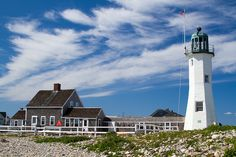 Scituate Light - Scituate, MA | Flickr - Photo Sharing!