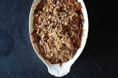 How to Make Any Fruit Crisp (or Crumble) on Food52